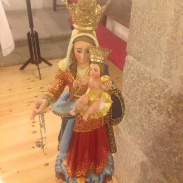Novena á Virxe do Rosario 2014