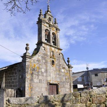 Parroquia de Santiago de Sa