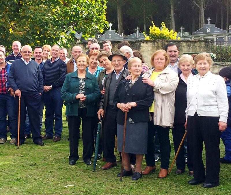 Visita Pastoral do Bispo de Lugo a Ribas de Miño