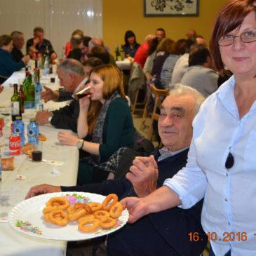 Misa e Comida Parroquial en Ribas de Miño