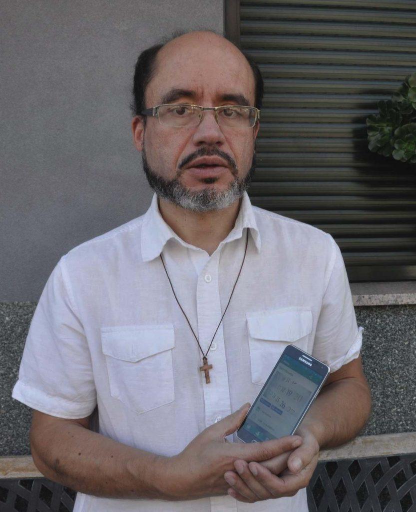 App misas no Páramo