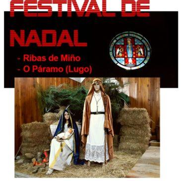 Festival de Nadal en O Páramo