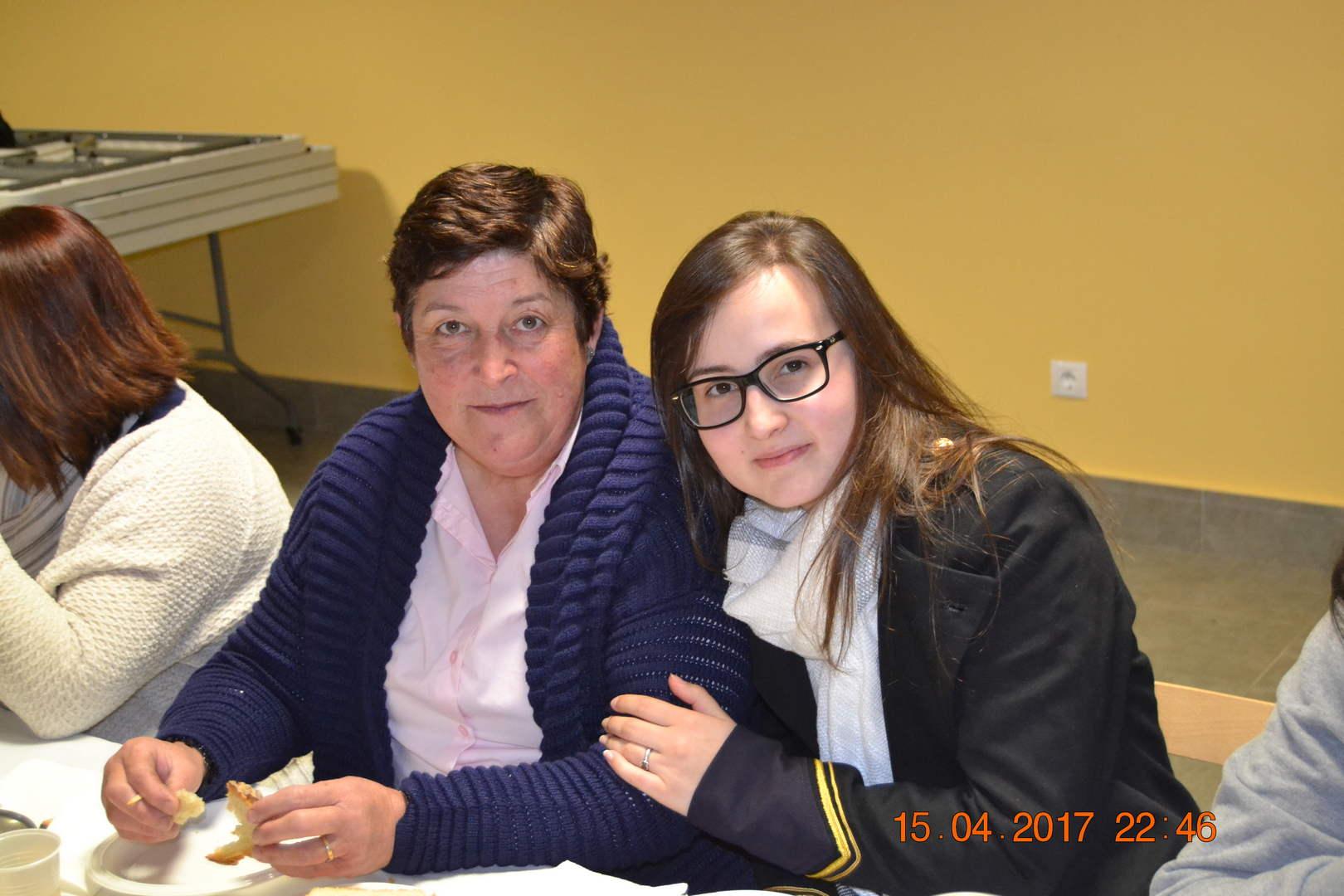 Luisa e Andrea