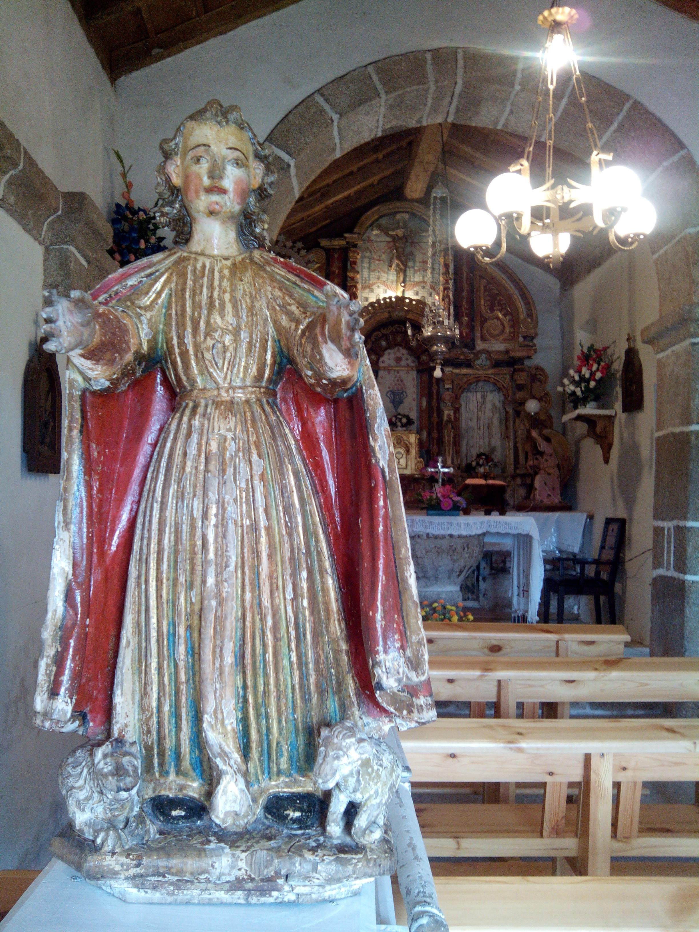 San Mamede no Páramo