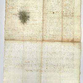 Documento do arquivo Parroquial